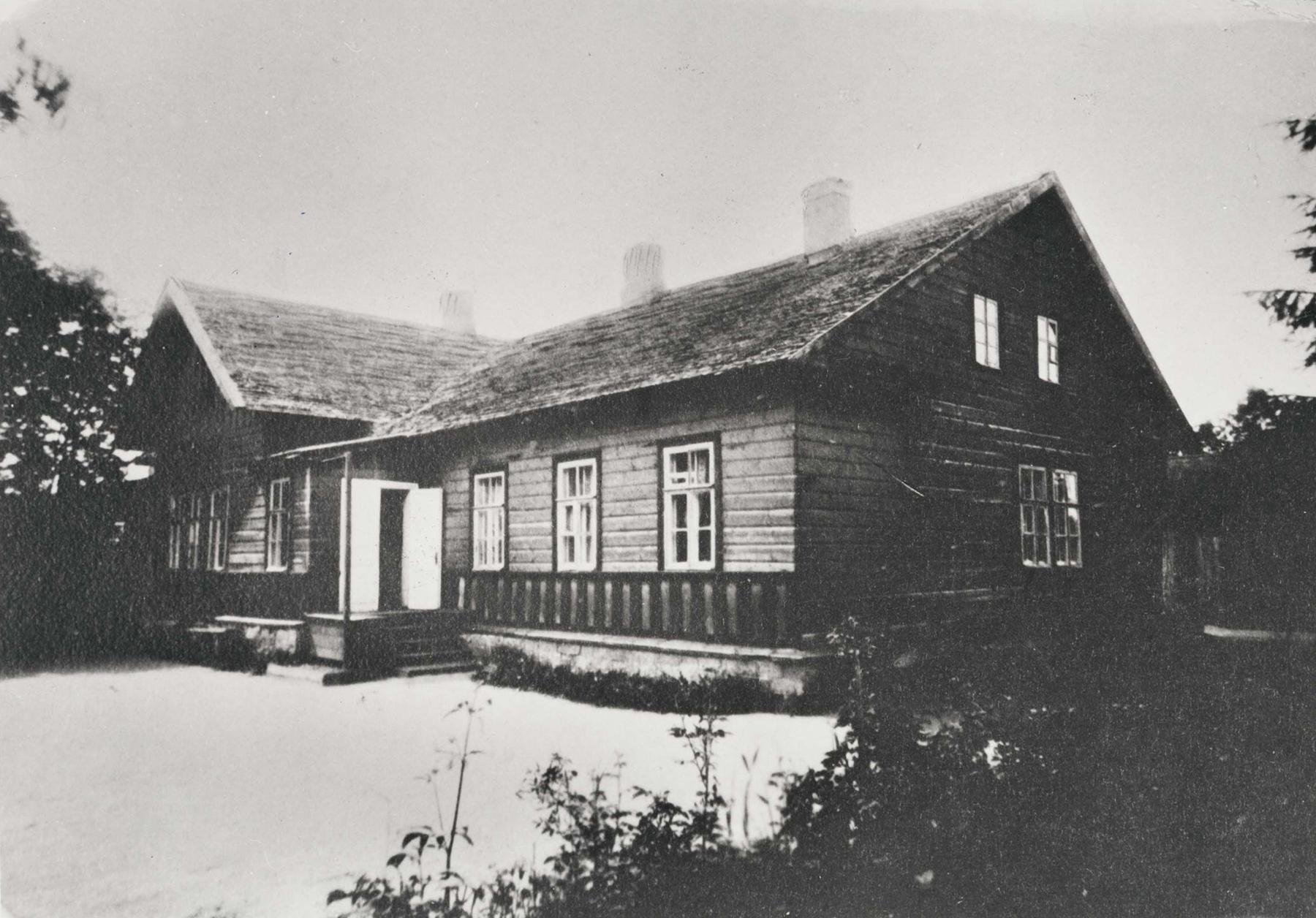 Kolppanan vanha seminaaritalo. SKS KIA. Aale Tynnin arkisto. CC BY 4.0